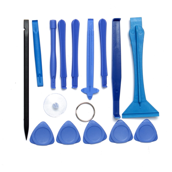 15 in 1 Opening Repair Tools Phone Disassemble Tools Set Kit For iPhone For iPad For HTC Cell Phone Tablet PC(China (Mainland))