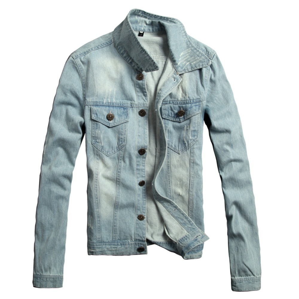 how to buy jean jacket men