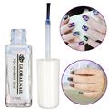1 Box  Soak Off Fur Gel 5g Fur Effect Manicure Nail Art UV Gel Polish 12 Colors