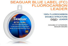 Free Shipping 50YD 15LB  Fishing line Seaguar Blue Label Fluorocarbon Leader Material Fishing Line(China (Mainland))