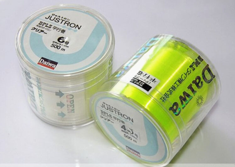 New 2015 Thread Bulk Spool All Sizes 6--48 lb fishing line 500m Japanese Durable Monofilament Rock Sea nylon fishing line daiwa(China (Mainland))