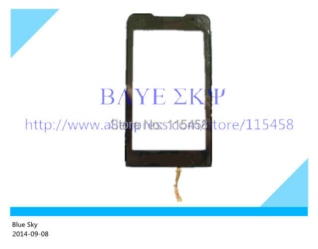 20PCS/LOT 100% original touch screen digitizer for Samsung I900 I908 free shipping by DHL EMS(China (Mainland))