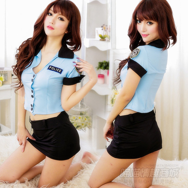 policewoman uniform