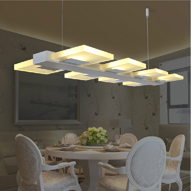 lighting fixtures modern lamps for dining room led cord pendant light