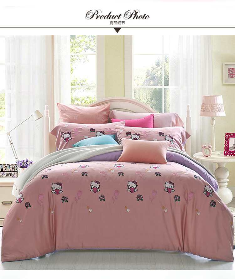 Compare Prices On Hello Kitty King Size Bedding Online Shopping Buy Low Price Hello Kitty King