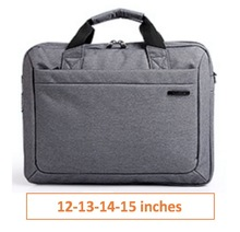 Kingsons Brand Waterproof business 12 13 14 15 inch Notebook Computer Laptop Bag for Men Women Briefcase Shoulder Messenger Bag(China (Mainland))