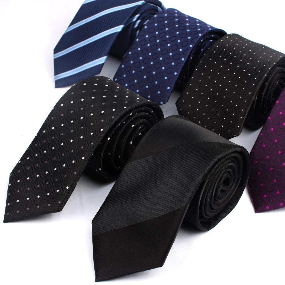 7CM fashion Men's business tie Silk Jacquard Woven gravata Tie Formal Wedding Party necktie neck ties(China (Mainland))
