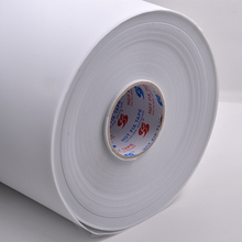 10 Meter 24cm Width Hot Fix Rhinestone Paper Heat Transfer Mylar Tape Iron On Crystals Film Paper For Making Rhinestone Motif(China (Mainland))