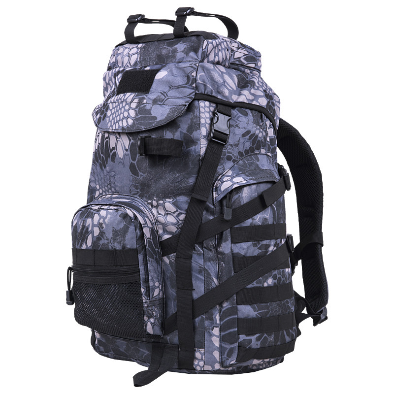 men's bag travel 50 l backpack backpack fashion women's high quality laptop multifunctional Mountaineering wearproof bag(China (Mainland))