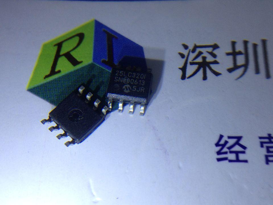 Free shipping 5pcs/lot 25LC320T-I / SN 25LC320-I / SN SOP8 PIC memory new original(China (Mainland))