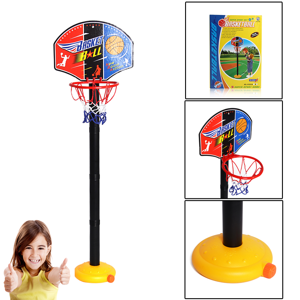7 Outdoor Sports Boy Toys : Mini basketball hoop stand toddler baby outdoor indoor