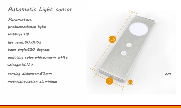 LED IR Infrared Motion Detector Wireless body Sensor Closet Cabinet Light Lamp wardrobe lightFree Shipping<br><br>Aliexpress