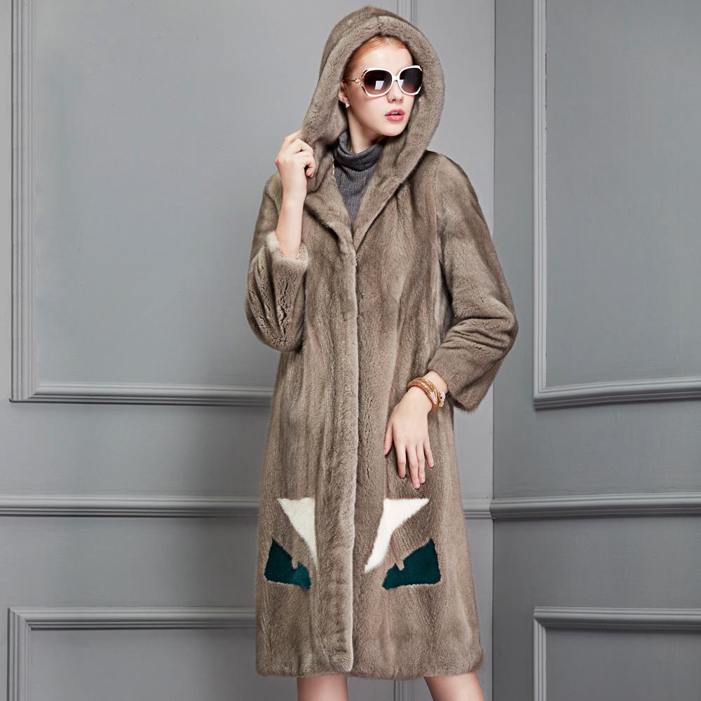 Popular Saga Mink Coat Mink Fur Coat-Buy Cheap Saga Mink Coat Mink