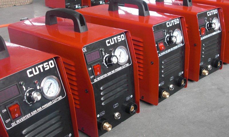 Low consumotion inverter plasma cutting weding machine CUT 50(China (Mainland))