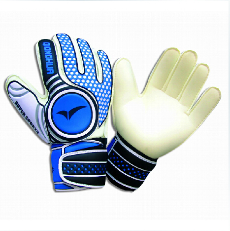 2015 Top Quality VS football Response goalkeeper gloves With fingerstall goalie soccer professional american football gloves(China (Mainland))