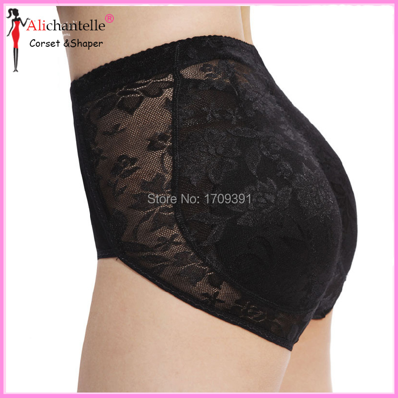 2015 New Arrival Women Summer Beauty Body Shaper Padded Hips And Buttocks Slim And Lift Panties Butt Lifter Booty Enhancer(China (Mainland))