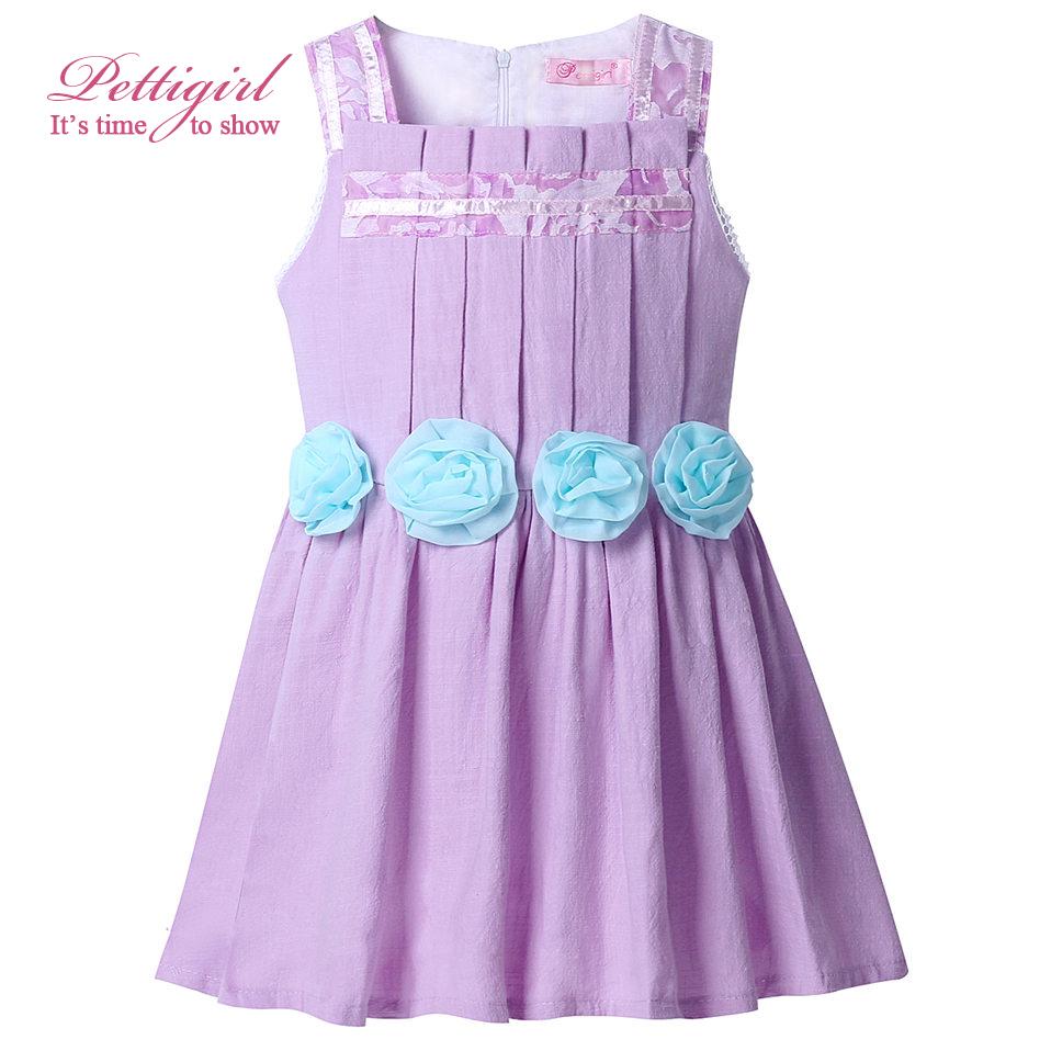 Aliexpress Buy Pettigirl New Fashion Purple Flower