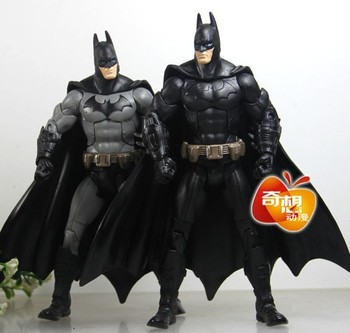 The  Dark Knight / DC Batman, the film version of the 7-inch ultra action figure toys free shipping