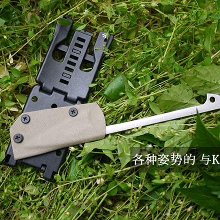 Multifunction Waist clip / Back Clamp with K Sheath / Scabbard Tools / Tool / Flashlight(China (Mainland))