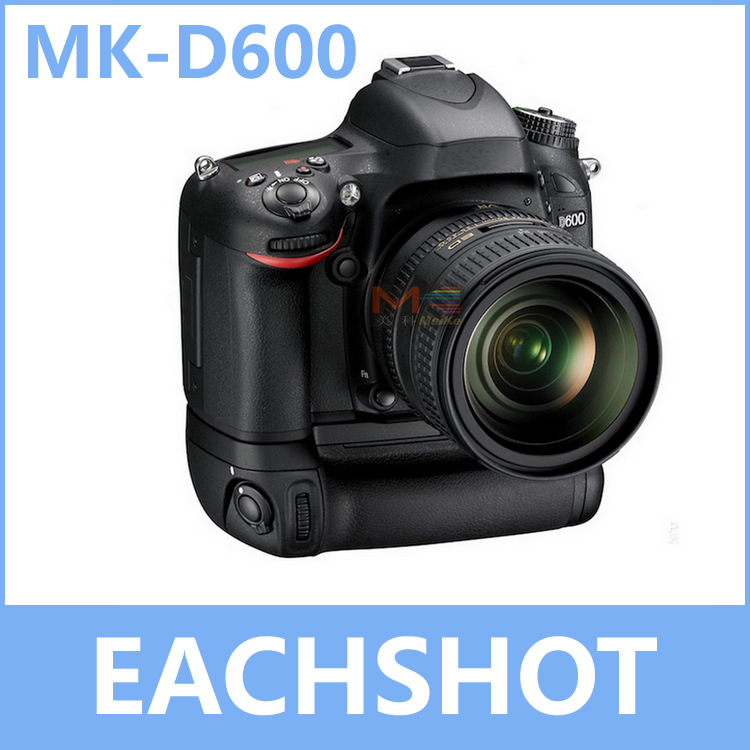 Meike MK-D600 for Nikon D600 D610 DSLR Camera EN-EL15 MB-D14<br><br>Aliexpress