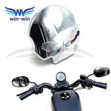 3 colors optional Motorcycle Aluminum Fuel Gas Tank Oil Cap silver Harley Sportster Dyna Softail FXD FL XL FLT - WIN-WIN MOTORCYCE STORE store