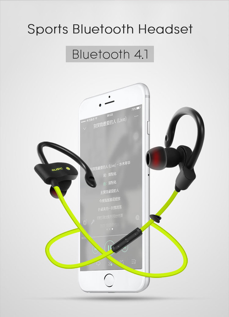 Free shipping cute accessories earphone for xiaomi mi wireless bluetooth earphone