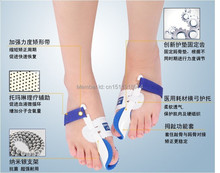 3Pairs New Hotsale Beetle-crusher Bone Ectropion Toes outer Appliance Professional Technology Health Care Products