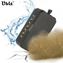 Ubit F5 IP67 A Prueba de agua Altavoz Bluetooth Con 2600 mAh Banco de Potencia Portátil Inalámbrico Al Aire Libre Altavoces Micrófono Manos Libres para el Teléfono