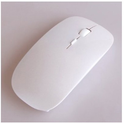 US Fast Shipping New White 2.4G Slim Mini USB Wireless Optical Mouse For Laptop PC Mac(China (Mainland))