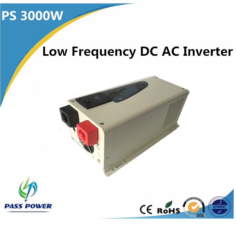 2016 Factory Directly Sell Competitive Price Off Grid Inverter Pure Sine Low Frequency DC/AC Inverter 3000W(China (Mainland))