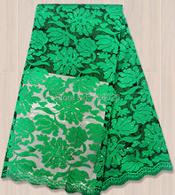 wholesale 5 yards french tulle lace net lace fabric with stones beads 9148 soft and favorable price(China (Mainland))