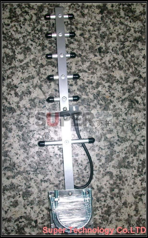 5pcs /lot ,gain 10dbi,3G Yagi antenna,outdoor 2100Mhz WCDMA signal antenna,DCS antenna yagi ,dual band dcs 3g antenna(China (Mainland))
