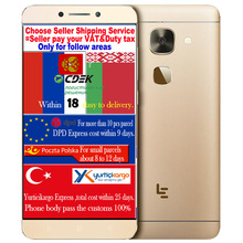Buy Original Letv LeEco le S3 helio X20 2GHz Deca Core CPU 4GB RAM 32G ROM FDD LTE CellPhone 5.5inch 1920*1080 16.0MP Android M OS for $171.99 in AliExpress store