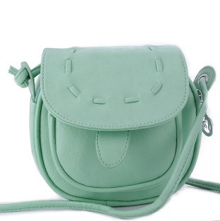 11 colors, Lovely Cute mini Leather bag Adjustable women's Shoulder Bag Handbag small phone bag purse card bag freeshiping(China (Mainland))