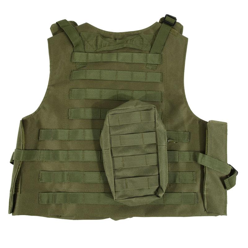 Hot Sale Professional USMC Airsoft Tactical Military Molle Combat Assault Plate Carrier Vest Tactical vest 10 Colors CS Clothing