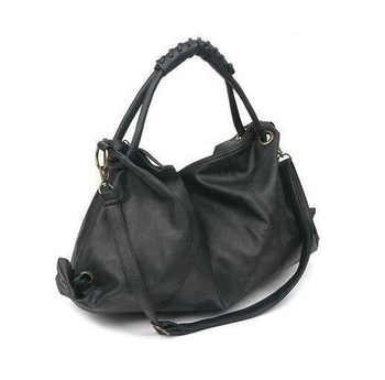 Cheap Products   HotSale   Style Lady Hobo  PU Leather Handbag Shoulder Bag
