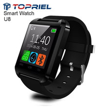 U8 Bluetooth Android Smart Watch Montre Connecter Turkish Products Smartwach UWatch For Samsung GearS2 Huawei Xiaomi Smartphones