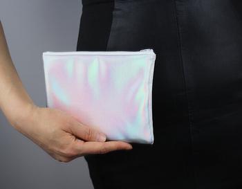 Women's Hologram Clutch