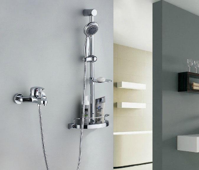 Etagere pour baignoire veglixcom les dernieres idees for Porte de douche coulissante avec lampe encastrable salle de bain