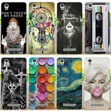 20 patterns Case For ZTE Blade X3 / D2 Back Cover Phone Cases Colorful Painting Cover For ZTE Blade X3 Case Cover Hot Sale
