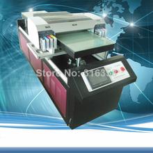 2016 Time-limited Promotion Inkjet Color Usb A2 Led Uv Cured Printer,uv Flatbed Printer Multifunction Ink 420*1300mm Print Size