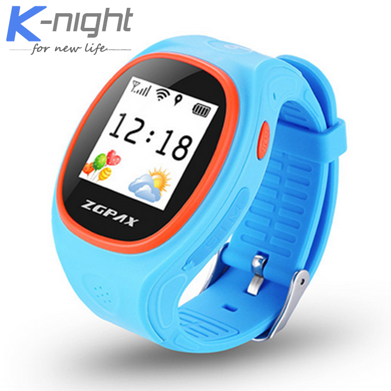 2016 Newest Kids S866 Smart Watch with SOS GPS LBS WIFI Bluetooth Positioning Life Waterproof for Android IOS<br><br>Aliexpress
