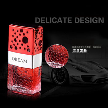 Luxury forest sleeper perfumes 100 original car vent perfume interior car styling ornaments brand women air freshener bottle(China (Mainland))
