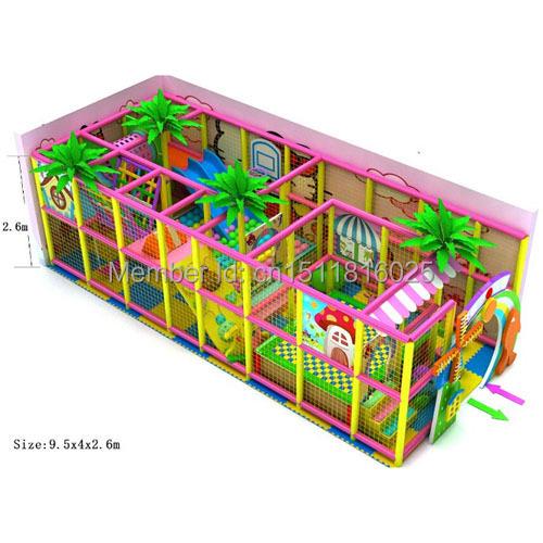 2015 Custom-made Nontoxic Indoor Playground Equipment/Kids Indoor Soft Play Toys CE Certificated HZ5309b(China (Mainland))