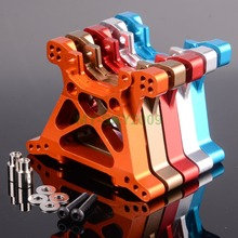 Buy 6839 / 6839X Alloy Front Shock Tower 1:10 RC Model Car TRAXXAS SLASH 4X4 Racing Upgrade Parts for $17.99 in AliExpress store