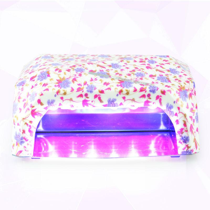 Perfect Summer Hot Sale Flower 36W LED Lamp Nail Gel Polish Dryer Diamond Curing Nail Art <br><br>Aliexpress