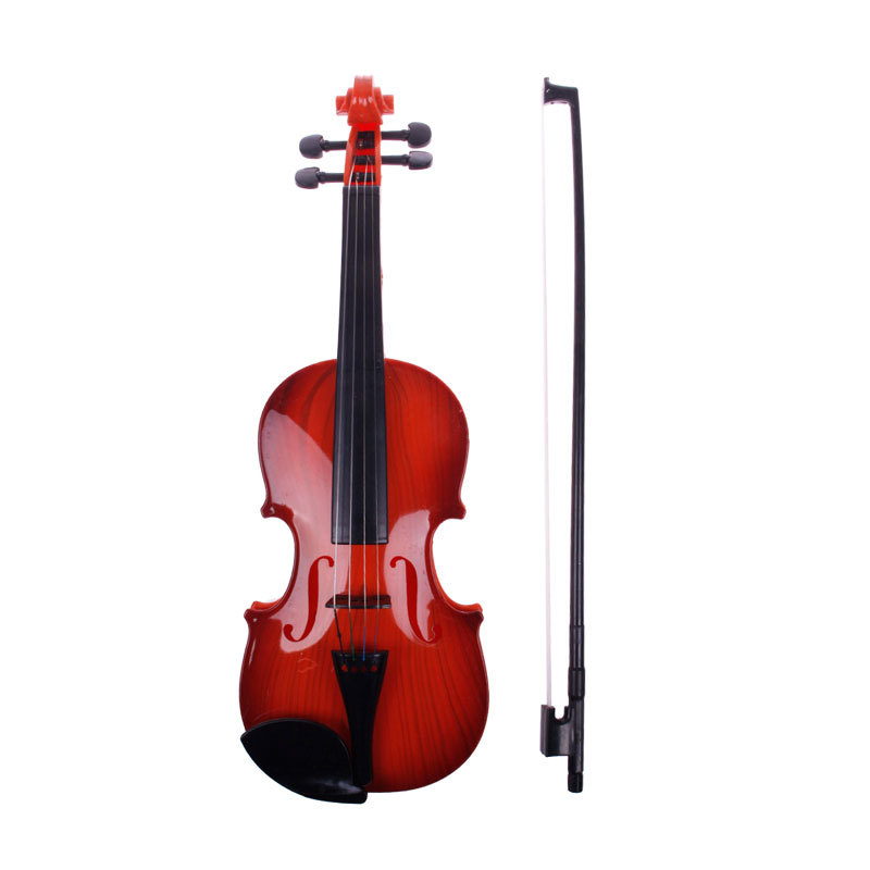Children Kids Beginners Instrument Adjust String Simulation Violin Musical Toy EH#52298(China (Mainland))