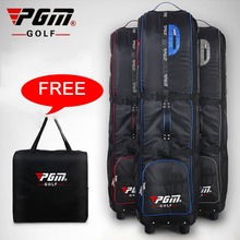 2017 New PGM Portable Golf Aviation Bag Golf Air package Golf Travel Bag Cover Easy Carry Thicken Bag 3 colors(China (Mainland))