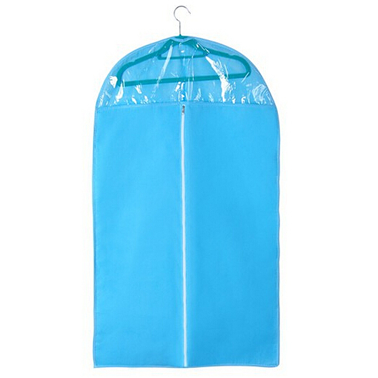 Hot Selling Zipper Closure Nonwoven Fabric suit coat hood Suit Coat Dust Cover Bag Cover hood B1070 SMM SMM(China (Mainland))