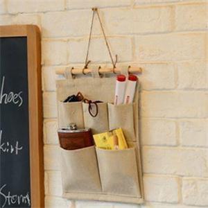 Hanging Bag Wall Door Holder Shoe 5 Pocket Storage Organizer Hanger Bag Wholesale Price Storage Bag(China (Mainland))